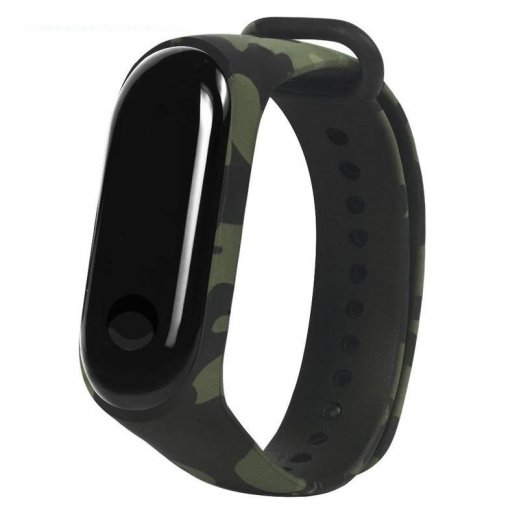 Correa Xiaomi Mi Band 3 Color Militar - Foto 1