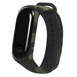 Correa Xiaomi Mi Band 3 Color Militar