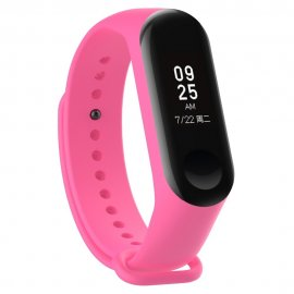 Correa Xiaomi Mi Band 3 en Color Rosa
