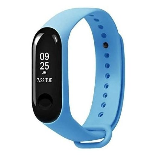 Correa Xiaomi Mi Band 3 en Color Azul - Foto 1