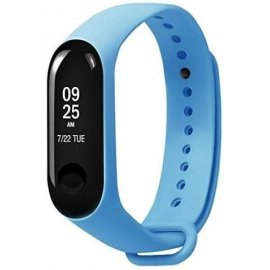 Correa Xiaomi Mi Band 3 en Color Azul