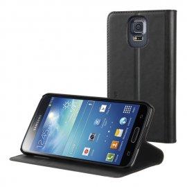 Funda Libro Samsung Galaxy S7 Edge Negra