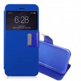 Funda Libro Huawei P10 Azul