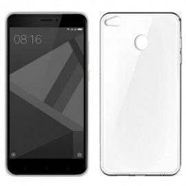 Funda Silicona Xiaomi Redmi 4x Transparente