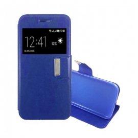 Funda Libro Samsung S8 Plus Azul