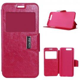 Funda Libro Samsung S8 Plus Rosa