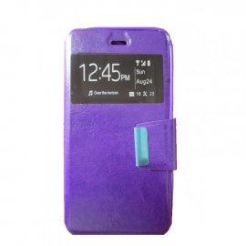 Funda Libro Samsung S8 Plus Lila