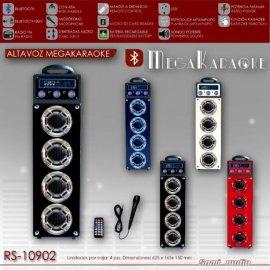 Altavoz Karaoke Multimedia Sami