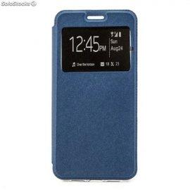 Funda Libro Huawei P20 Lite Azul