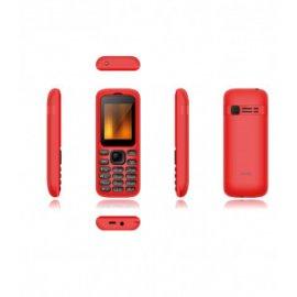 Telefono Simple Qubo Xeus Rojo