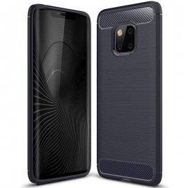 Funda Silicona Huawei Mate 20 Negra
