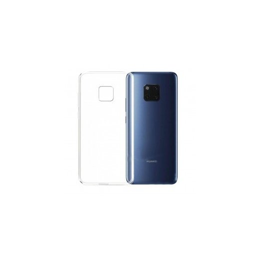 Funda Silicona Huawei Mate 20 Transparente - Foto 1