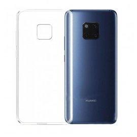 Funda Silicona Huawei Mate 20 Transparente