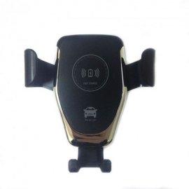 Soporte con Bateria para Telefono 5v 2a Salpicadero Hwc1