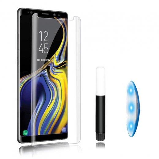 Protector Cristal Templado Uv Samsung Note 9 - Foto 1