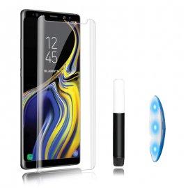 Protector Cristal Templado Uv Samsung Note 8