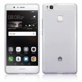 Funda Silicona Huawei P8 Transparente
