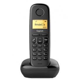 Telefono Inalambrico Gigaset A170 Negro