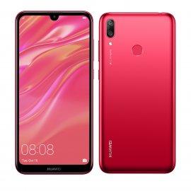 Huawei Y7 2019 Coral Rojo