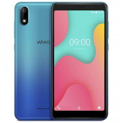 Smartphone Wiko Y60 Antracita Azul - Foto 1