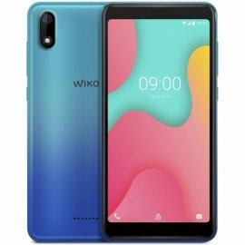 Smartphone Wiko Y60 Antracita Azul