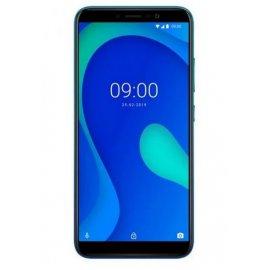 Smartphone Wiko Y80 Anthracite Azul