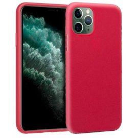 Funda Silicona Iphone 11 Pro Roja