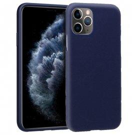 Funda Silicona Iphone 11 Pro Azul