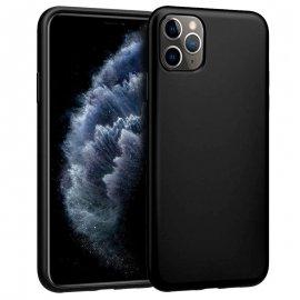 Funda Silicona Iphone 11 Pro Negra