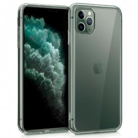 Funda Silicona Iphone 11 Pro Max Transparente