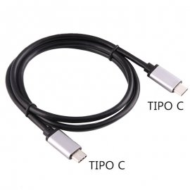 Cable Tipo C a Tipo C Carga Smartphone