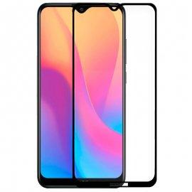 Protector Cristal Templado Xiaomi Redmi 8/8a Negro