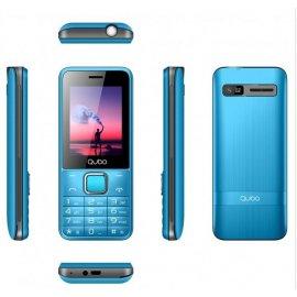 Qubo X229 en Color Azul Bateria Larga Duracion