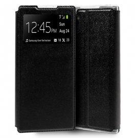 Funda Libro Samsung Note 10 Plus Negra