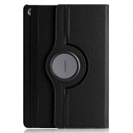 Funda Libro Tablet Huawei Mediapad M5 Lite Negra