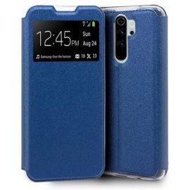 Funda Libro Xiaomi Redmi Note 8 Pro Azul
