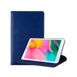 Funda Samsung Galaxy Tab A2019 T290 T295 Polipiel Azul