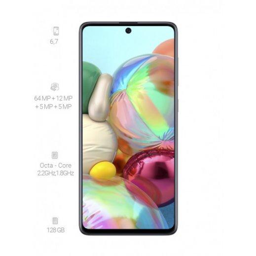 Samsung Galaxy A71 6x128 Gb Azul - Foto 1