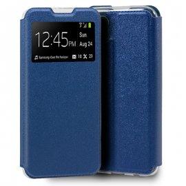 Funda Libro Xiaomi Note 9s Note 9 Pro Azul