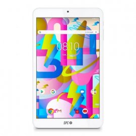 Tablet Spc Lightyear 2gb X16gb Blanca Plata