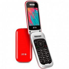 Telefono Spc Velvet Rojo