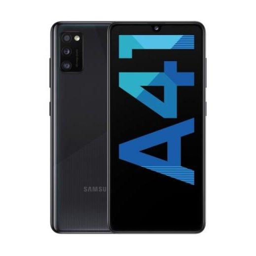 Samsung A41 4gb 64gb Negro - Foto 1