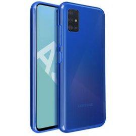 Funda Silicona Samsung A51 Azul
