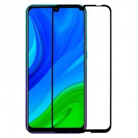 Protector Cristal Templado Huawei P Smart 2020 Negro