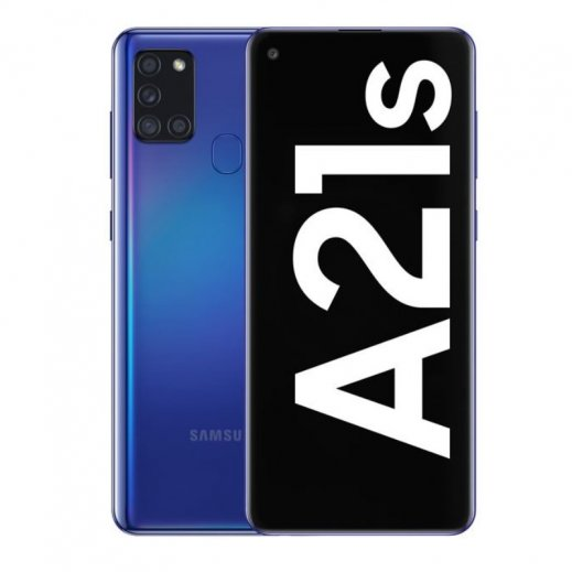 Samsung A21s 3 X 32 Azul - Foto 1