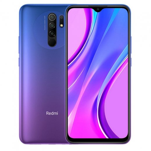 Xiaomi Redmi 9 4x64 Gb Color Sunset Purple (lila) - Foto 1