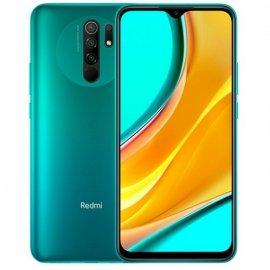 Xiaomi Redmi 9 3 X 32 Gb en Color Ocean Green (azul)