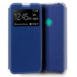 Funda Libro Huawei P Smart 2020 Azul
