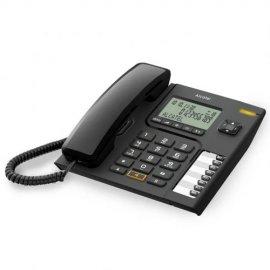 Telefono Fijo Compacto Alcatel T76 Negro