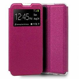 Funda Libro Xiaomi Redmi 9c Rosa